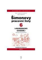 Kniha: ŠPL 6 - Logopedická cvičení - Věra Charvátová Kopicová