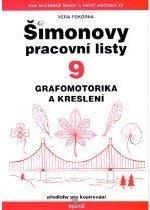 Kniha: ŠPL 9 - Grafomotorika a kreslení - Věra Pokorná