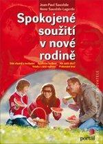 Kniha: Spokojené soužití v nové rodině - Jean Paul Sauzede