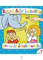 Kniha: Rozpustilé básničky pro malé dětské ručičky - Romana Suchá