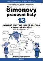 Kniha: ŠPL 13 - Zábavné počítání... - Eva Štanclová