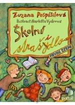 Kniha: Školní strašidlo - Zuzana Pospisilova