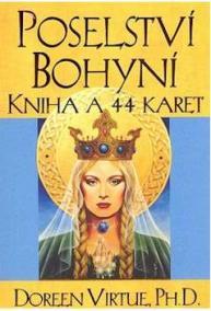 Poselství Bohyní - kniha a karty