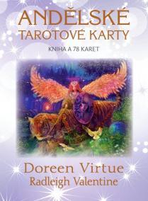 Andělské tarotové karty - Kniha a 78 kar