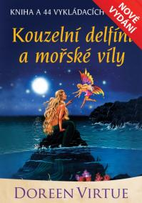 Kouzelní delfíni a mořské víly - Kniha a