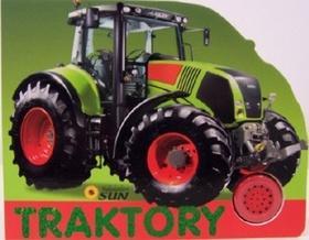 Kniha: Traktoryautor neuvedený
