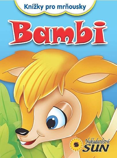Kniha: Knížky pro mrňousky - Bambiautor neuvedený