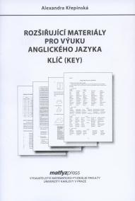 Rozšiřující materiály pro výuku angl. jazyka - Klíč (Key)
