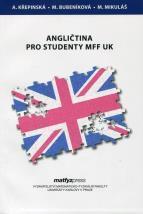 Kniha: Angličtina pro studenty MFF UK - Alexandra Křepinská