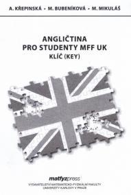 Angličtina pro studenty MFF UK - Klíč (Key)