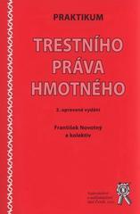 Praktikum trestního práva hmotného, 2. vydání