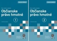 Občianske právo hmotné 1.+ 2. diel, 2. aktualizované vydanie