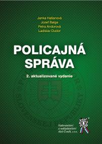 Policajná správa (2. aktualizované vydanie)