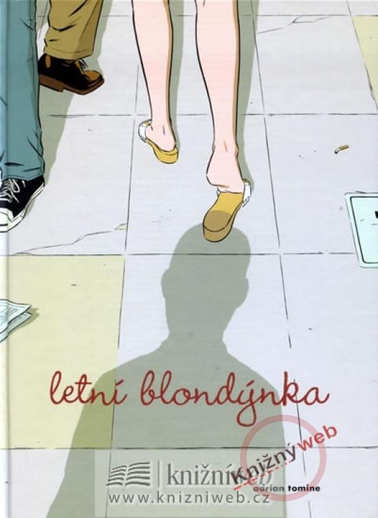 Kniha: Letní blondýnka - Tomine Adrian