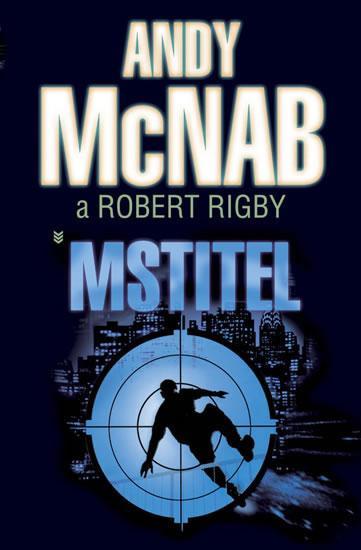 Kniha: Mstitel - McNab, Robert Rigby. Andy