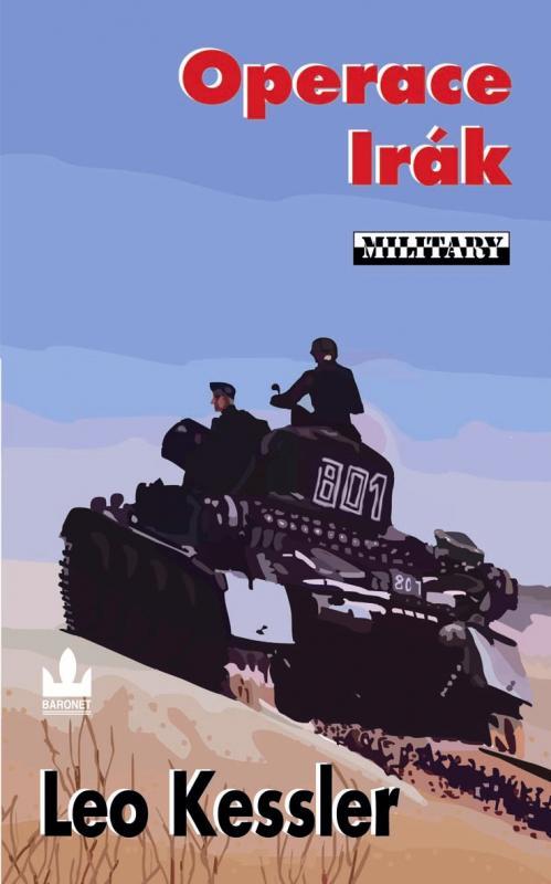 Kniha: Operace Irák - Leo Kessler