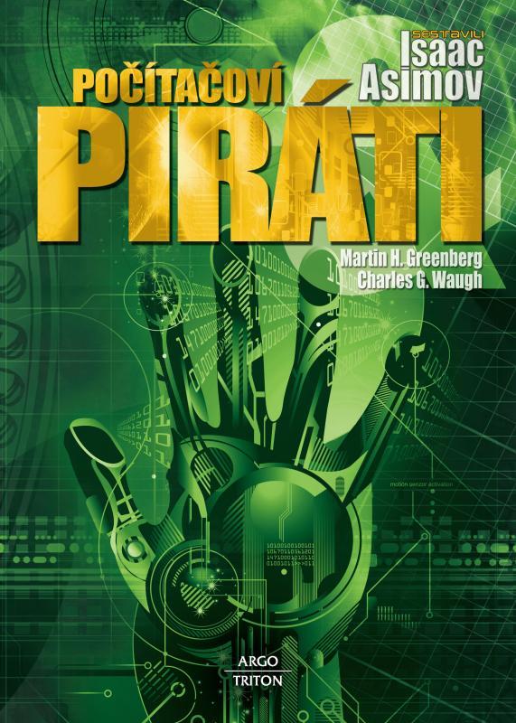 Kniha: Počítačoví piráti (antologie) - Isaac Asimov