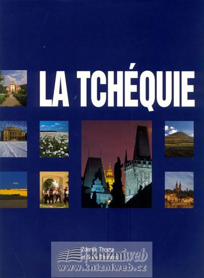 La Tchéquie (Česko - francouzky) - 2. vydání
