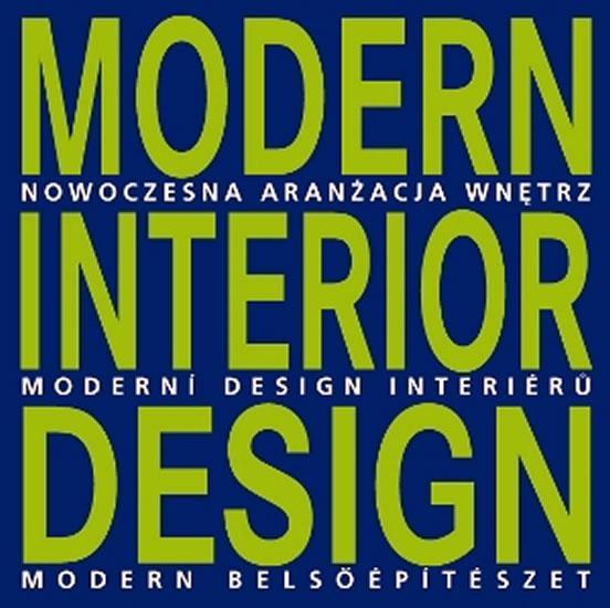 Moderní design interiéru