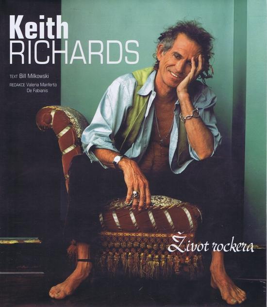 Keith Richards - Život rockera