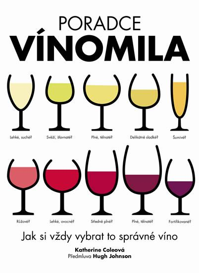 Poradce vínomila - Jak si vždy vybrat to správné víno