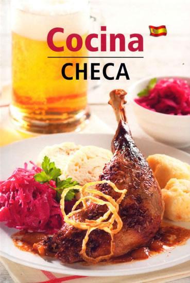 Kniha: Cocina Checa - Česká kuchyně - Filipová Lea