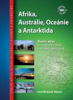Kniha: Afrika, Austrálie, Oceánie a Antarktidaautor neuvedený