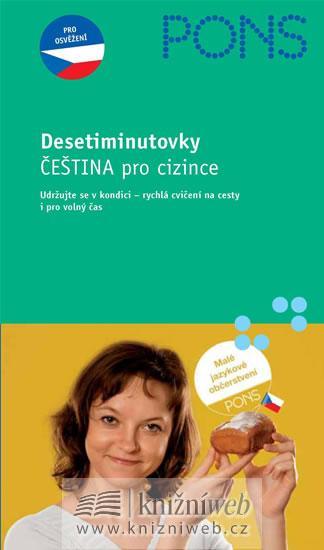 Desetiminutovky - Čeština pro cizince