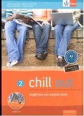Chill out 2 SK – učebnica s pracovným zošitom + CD MP3