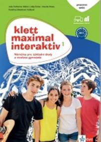 Klett Maximal interaktiv 1 (A1.1) – pracovní sešit s kódem