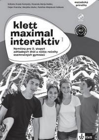 Klett Maximal interaktiv 1 (A1.1) - MP + DVD (slovensky)