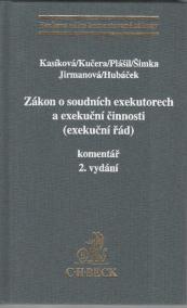 Zákon o soudních exekutorech a exekuční činnosti (exekuční řád)