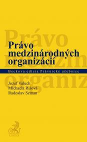 Právo medzinárodných organizácií