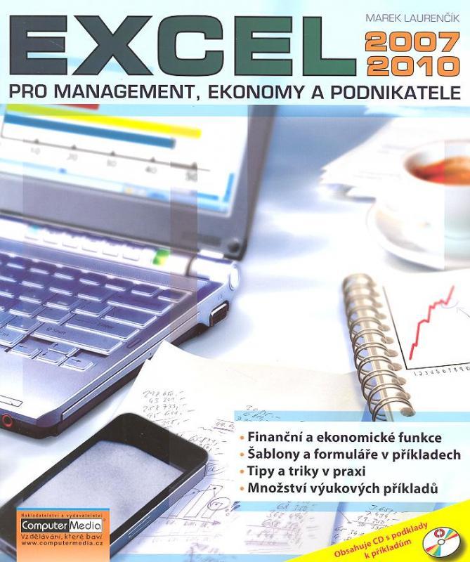 Excel 2010 pro management, ekonomy a podnikatele