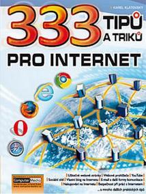 333 tipů a triků pro internet