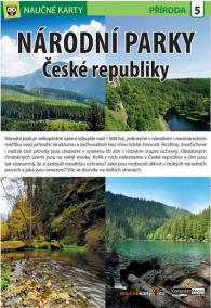 Národní parky ČR - Naučná karta