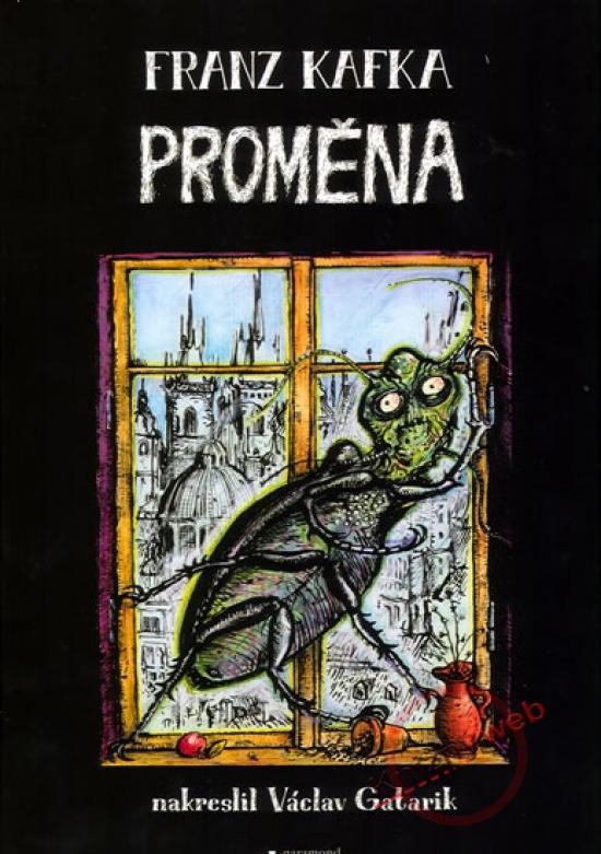 Kniha: Proměna - Kafka Franz