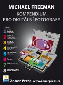 Kompendium pro digitální fotografy - kufr knih