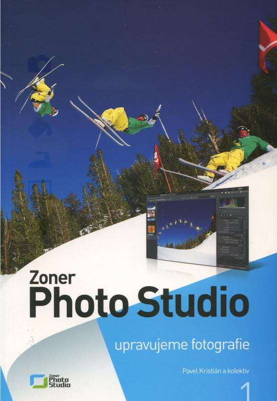 Zoner Photo Studio 13 - svazek 1
