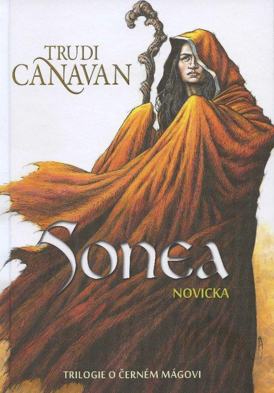 Kniha: Sonea: Novicka - Trudi Canavan