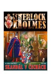 Sherlock Holmes - Skandál v Čechách