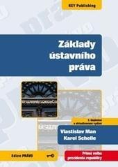 Kniha: Základy ústavního práva - 5. vydání - Vlastislav Man