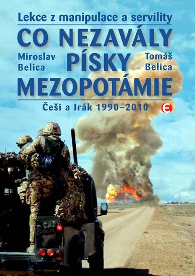 Co nezavály písky Mezopotámie - Češi a Irák 1990–2010