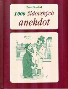 1000 židovských anekdot - 2. vydání