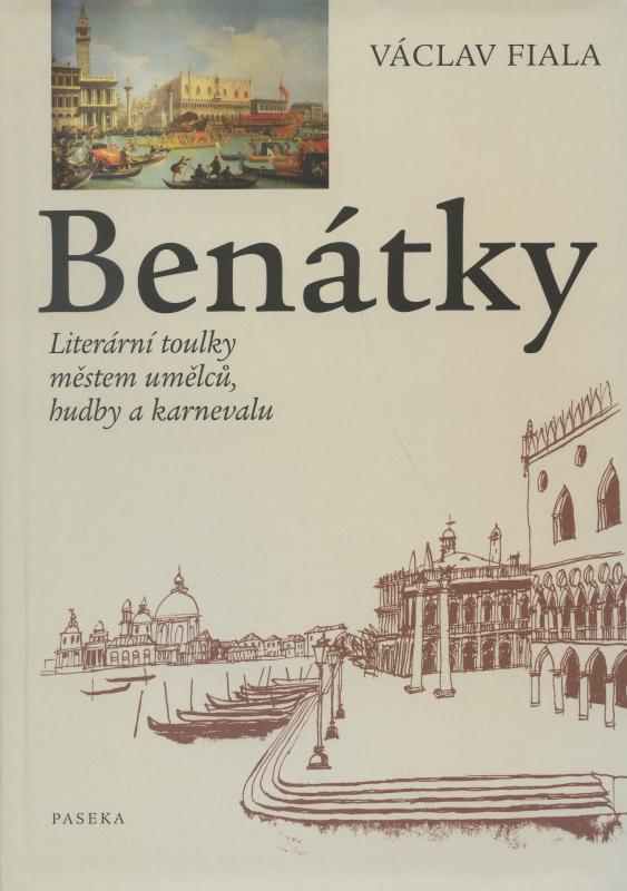Kniha: Benátky - Václav Fiala
