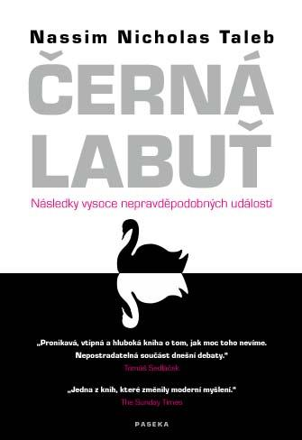Kniha: Černá labuť - Nassim Nicholas Taleb