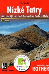 Nízké Tatry - Turistický průvodce Rother