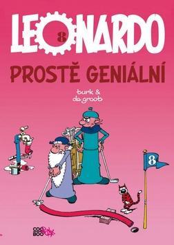 Kniha: Leonardo 8 Prostě geniální - Bob de Groot