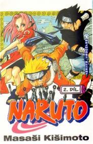 Naruto 2 - Nejhorší klient - 2.vydání