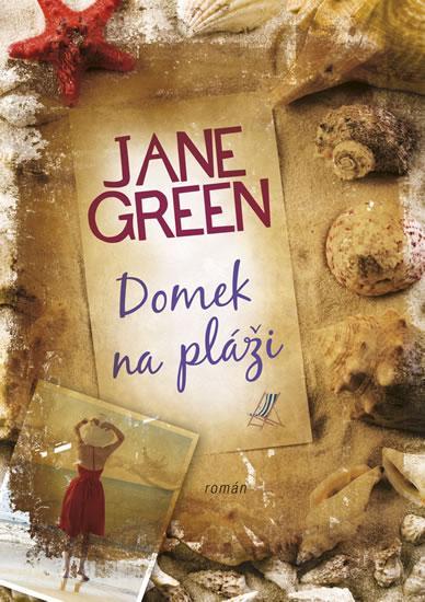Kniha: Domek na pláži - brož. - Green Jane